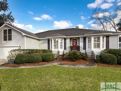Savannah Single Family Home For Sale: 55 Herons Nest Road