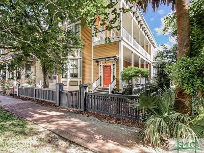 Savannah Single Family Home For Sale: 208 W Park Avenue
