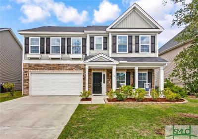 Savannah Single Family Home For Sale: 105 Winslow Circle