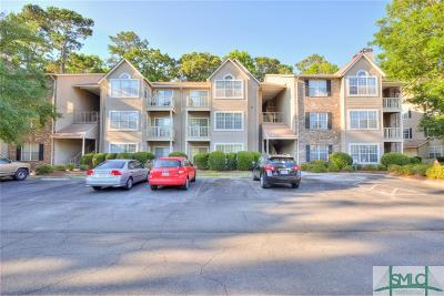 Savannah Condo/Townhouse For Sale: 12300 Apache Avenue #1717