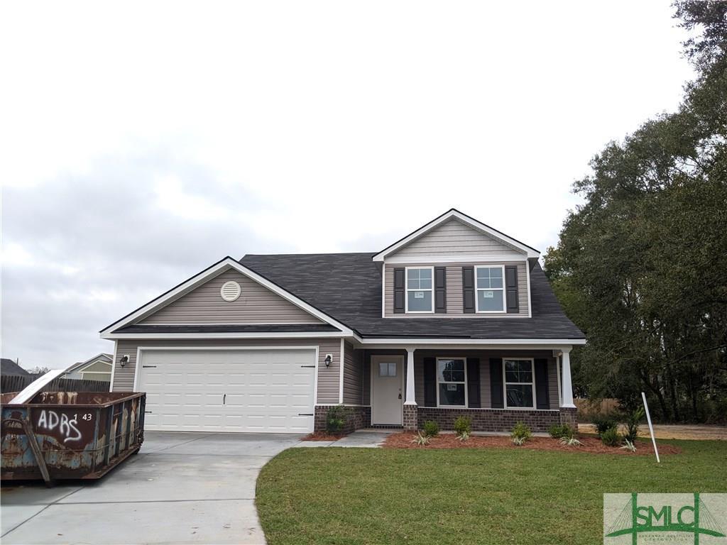 105 Ben Grady, Ellabell, GA, 31308, Ellabell Home For Sale