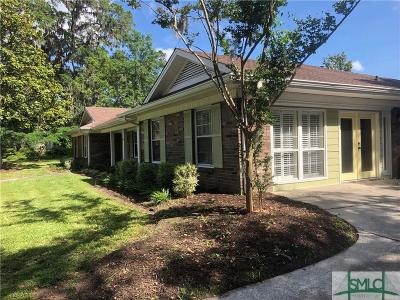 Savannah Single Family Home For Sale: 101 Early Street