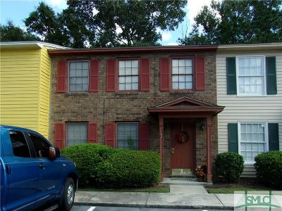Savannah Condo/Townhouse Active Contingent: 66 King James Court