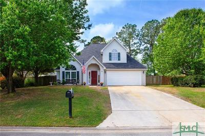 Pooler Single Family Home For Sale: 9 Chamois Court