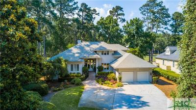 Savannah Single Family Home For Sale: 519 Landings Way