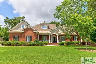 Savannah Single Family Home For Sale: 784 Southbridge Boulevard