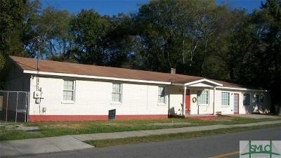 Savannah Single Family Home For Sale: 33 Fair Street