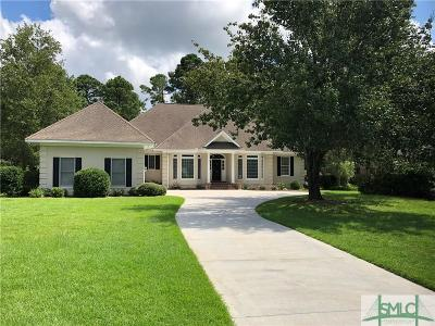 Savannah Single Family Home For Sale: 10 Amberwood Drive