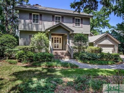 Savannah Single Family Home For Sale: 8 Twiggs Lane