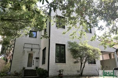 Savannah Single Family Home For Sale: 131 E 52 Street