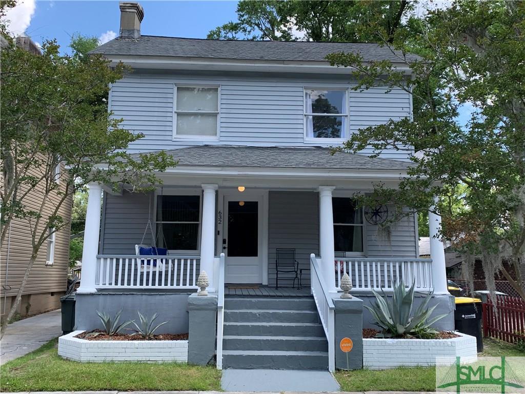 632 38th, Savannah, GA, 31401, Historic Savannah Home For Sale