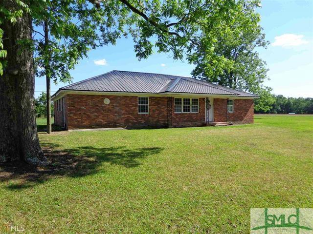509 Robbins Branch, Sylvania, GA, 30467, Sylvania Home For Sale