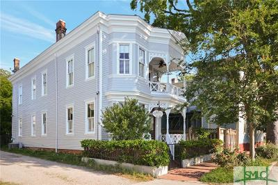 Savannah Single Family Home For Sale: 909 Lincoln Street