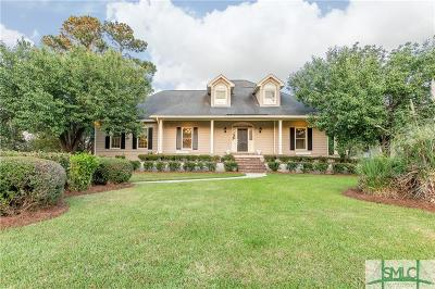 Savannah Single Family Home For Sale: 37 Herons Nest Road