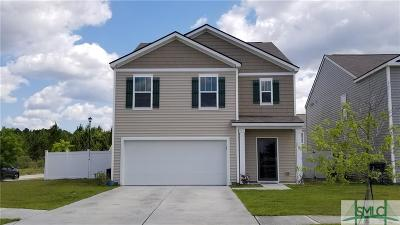 Hinesville Single Family Home For Sale: 145 Davila Street