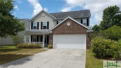 Pooler Single Family Home For Sale: 19 Glenwood Court