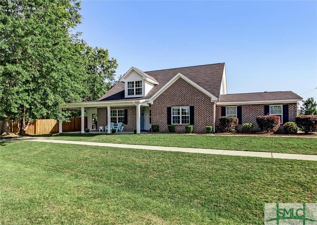 15 Harleigh, Ellabell, GA, 31308, Ellabell Home For Sale