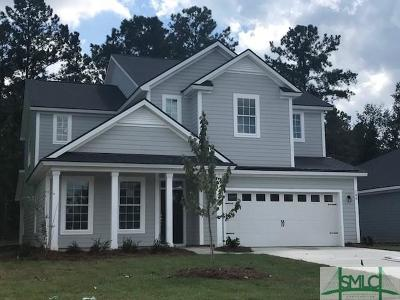 Pooler Single Family Home For Sale: 188 Martello Road