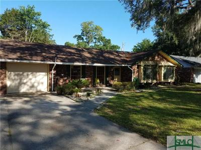 Savannah Single Family Home For Sale: 11405 Largo Drive