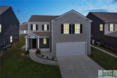 Hinesville Single Family Home For Sale: 417 Valdez Court Court