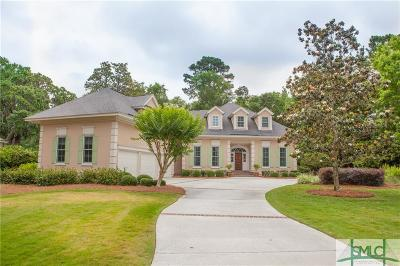 Savannah Single Family Home For Sale: 10 Gray Heron Retreat Retreat