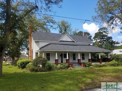 Single Family Home For Sale: 660 Morris Street