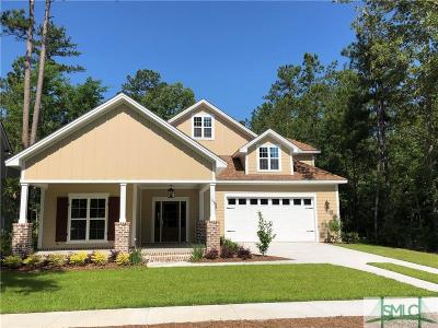 Richmond Hill Single Family Home For Sale: 168 Ridgewood Park Drive S