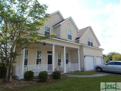 Savannah Single Family Home For Sale: 375 Stonebridge Circle