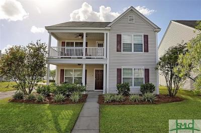 Savannah Single Family Home For Sale: 12 Timber Crest Court