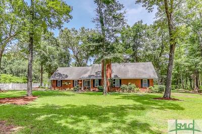 Single Family Home For Sale: 1167 Long Bridge Road