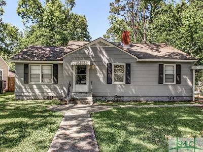 Savannah Single Family Home For Sale: 304 E 58th Street