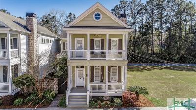 Savannah Single Family Home For Sale: 4 Turnbull Lane