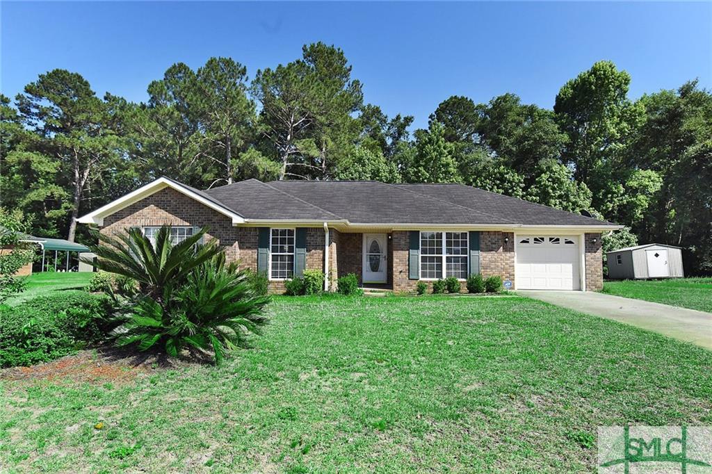 329 Stephanie, Allenhurst, GA, 31301, Allenhurst Home For Sale