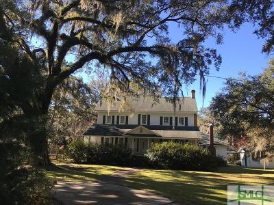 Single Family Home For Sale: 1042 Jones Creek Loop