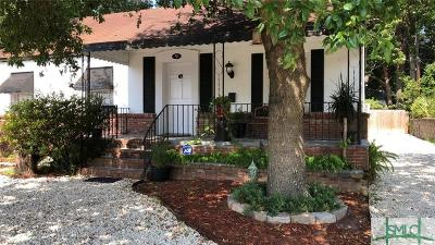 Savannah Single Family Home For Sale: 9 Victory Manor Place
