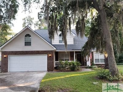 Savannah Single Family Home For Sale: 8 Longfield Court