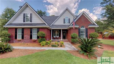 Guyton Single Family Home For Sale: 322 Westminster Drive