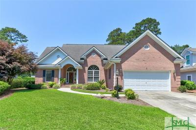 Savannah Single Family Home For Sale: 141 Steeplechase Road