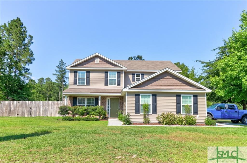 201 Beaubrook, Springfield, GA, 31329, Springfield Home For Sale