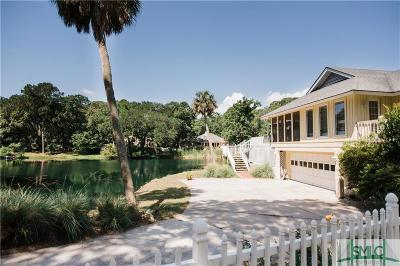 Savannah Single Family Home For Sale: 614 Whippoorwill Road