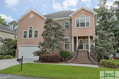 Savannah GA Single Family Home For Sale: $469,500
