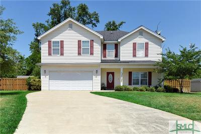Richmond Hill Single Family Home For Sale: 266 Savannah Lane