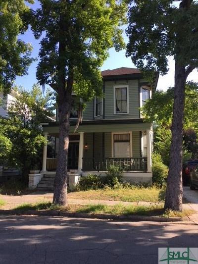 Savannah GA Single Family Home For Sale: $409,000