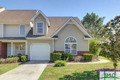 Pooler Condo/Townhouse For Sale: 316 Gallery Way