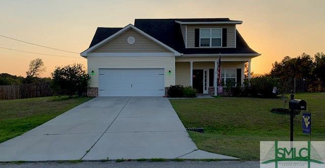 265 Frank Edwards, Ellabell, GA, 31308, Ellabell Home For Sale