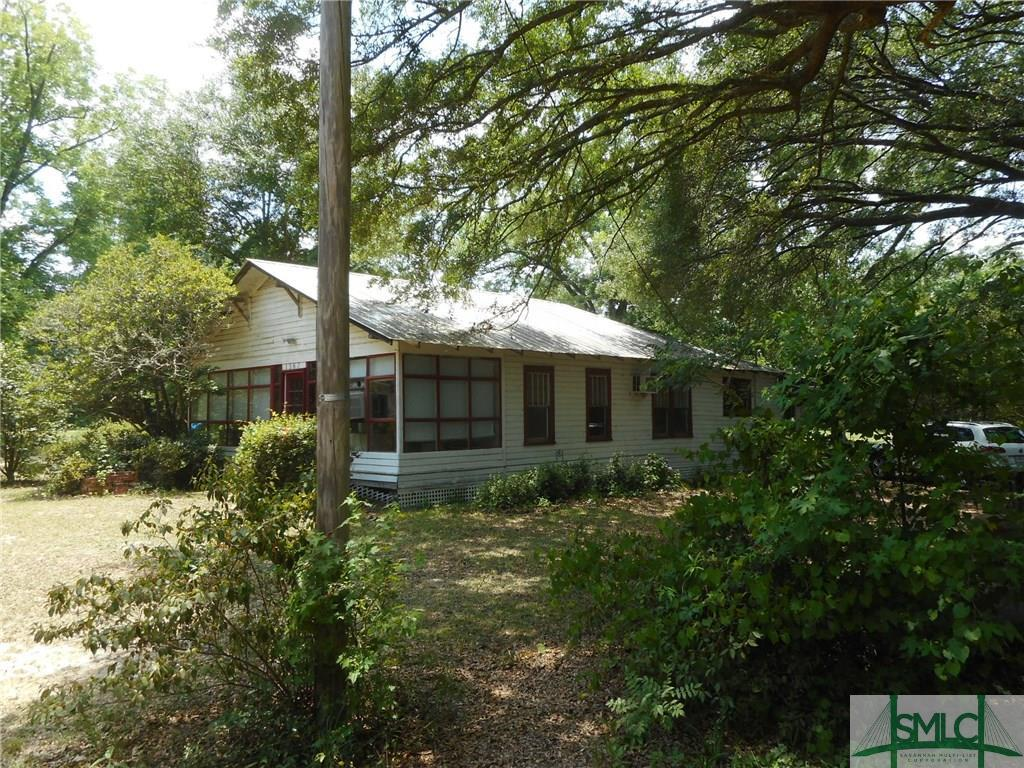 1367 Ml Miller, Brooklet, GA, 30415, Brooklet Home For Sale