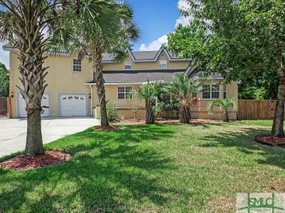 Pooler Single Family Home For Sale: 901 Hayden Drive