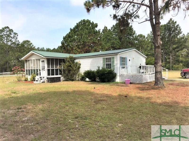250 Gerald Bowen, Glennville, GA, 30427, Glennville Home For Sale