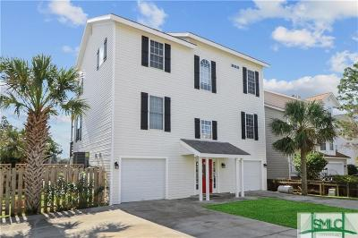 Wilmington Island Single Family Home For Sale: 115 Picket Row