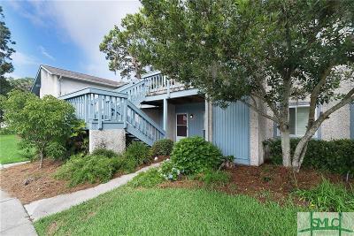 Wilmington Island Condo/Townhouse For Sale: 30 Bull River Bluff Drive